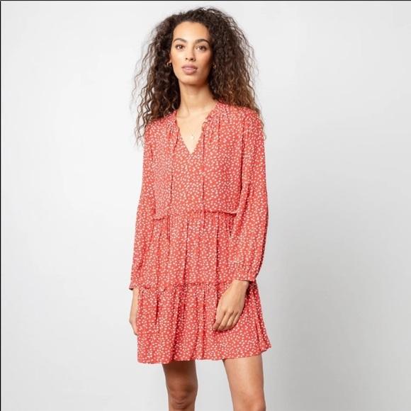 NWT Rails Everly Carmine Dress XS